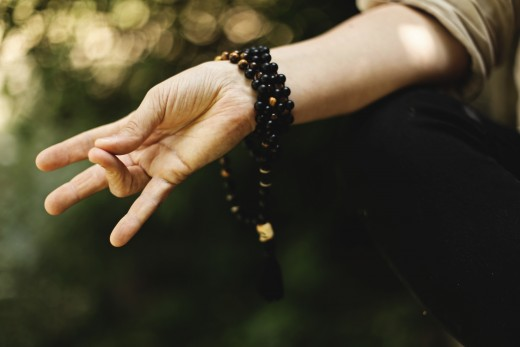 Beads, religion and remembrance of God