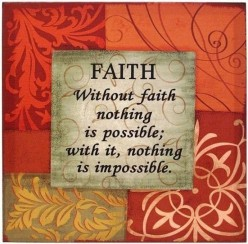 You've Got to Have Faith