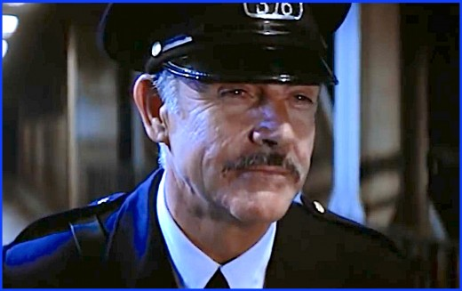 "Sean Connery won his only Oscar for playing Officer Jim Malone in ""The Untouchables."""