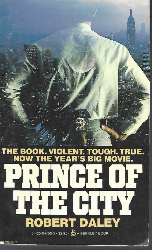 The book:  Prince of the City
