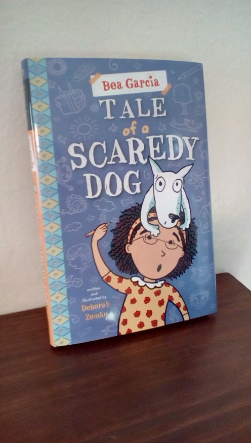 Fun new chapter book for fans of Bea Garcia.  Adventures with dogs are the best kind when the dog is your best friend.