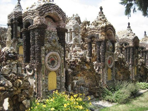 The Grotto considered by many as the 8th wonder of the world.