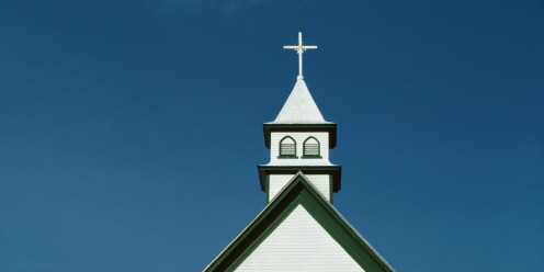 Image of a church building