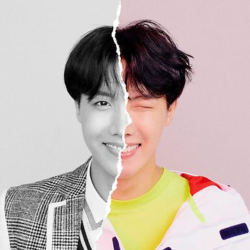 JHope = Rapper and Main Dancer