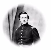 Oliver Wilcox Norton, author of many fine, descriptive letters during the war, and a source of some of the quotes used in these articles.
