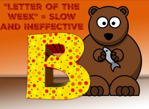"With the ""letter of the week"" approach, children have long forgotten A, B, and C by the time they finally reach Z."