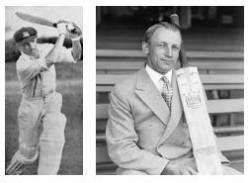 Special Report on George Headley, George Bradman