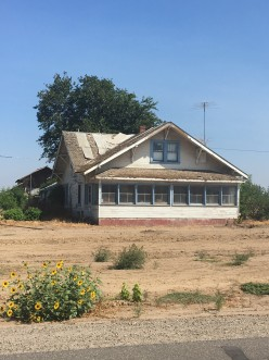 The Tragedy of Abandoned Houses