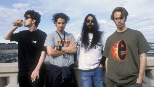 And of course bands like Alice In Chains, Soundgarden, and Pearl Jam help show what legitimate 90s grunge looks like. These dudes spearheaded the movement