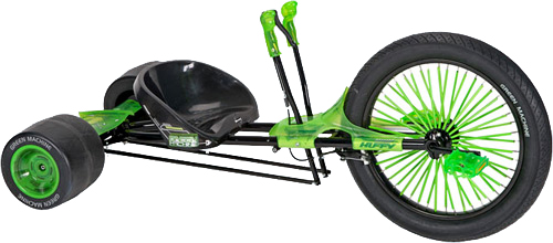 In 1976, the Green Machine was a favorite Christmas gift.