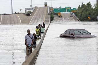 Natural Disaster in Houston, TX