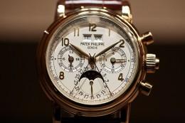 Patek Phillip Calender/Moonphase Chronograph