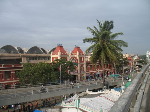 K R Market - 100 years old.