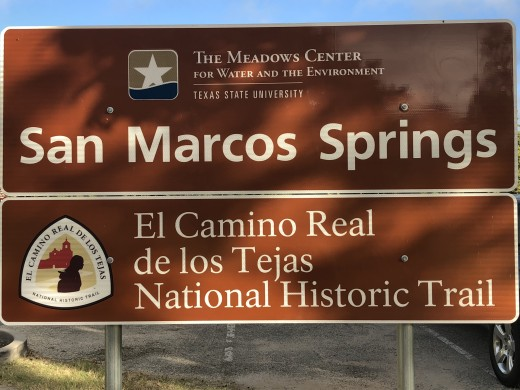 San Marcos Springs, San Marcos, Texas