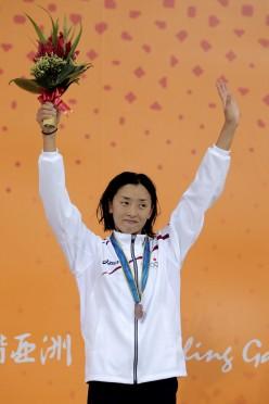 The Life and Career of Japanese Backstroke Swimmer Hanae Ito