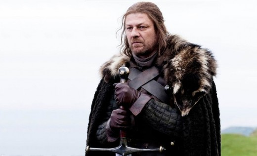 Courtesy of HBO.  Ned Stark is still a fan favorite and despite his failings is one of the few GOT characters that has malicious things said about his character in-universe.