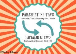 Parashat Ki Tavo