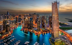 What Makes Dubai One of the Most Elegant Cities in the World?