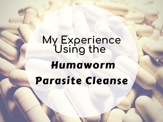 Humaworm is a 30-day herbal parasite cleanse.