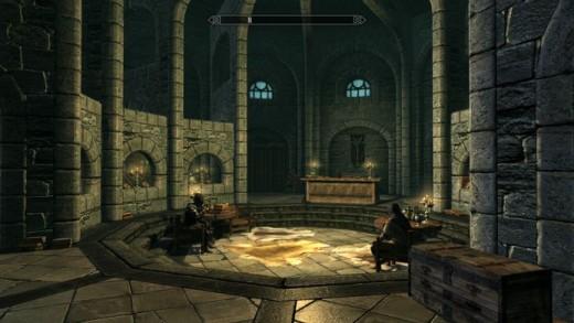 The Arcaneum from Elder Scrolls V: Skyrim
