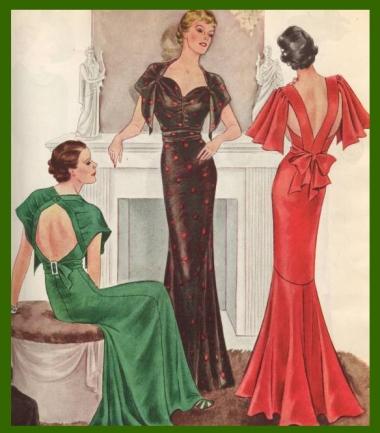women's eveningwear