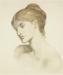 The Sibylline Life of the Pre-Raphaelite Art Model Alexa Wilding