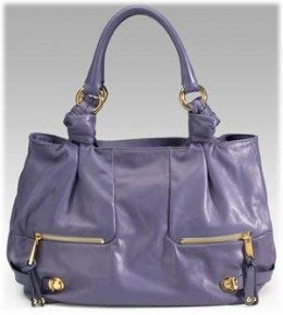 Marc Jacobs Parker Leather Tote