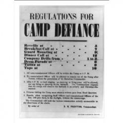 American Civil War Life: Union Infantryman – Life In Camp 5