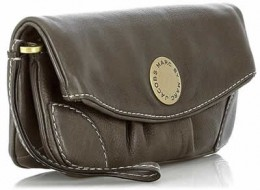 Marc by Marc Jacobs Button Clutch
