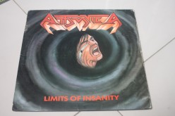 Review of the Album Limits of Insanity by Brazilian Thrash Metal Band Attomica
