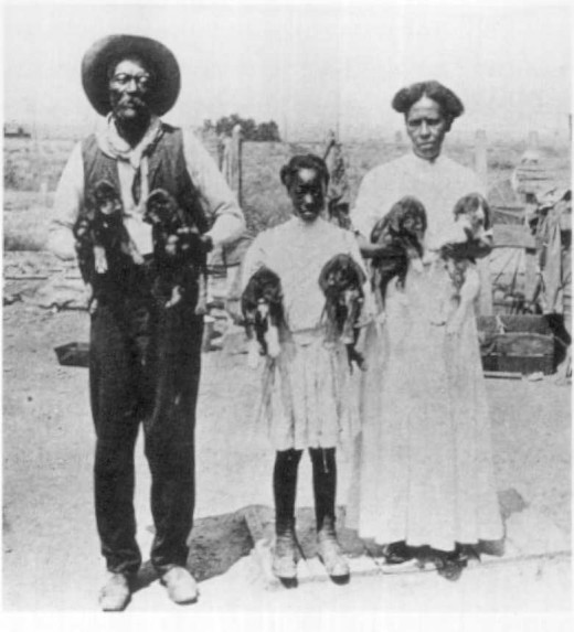 William Johnson, Iva Melton, Laura Bell: Some of the Black Latter-day Saint pioneers of the South in Pueblo.