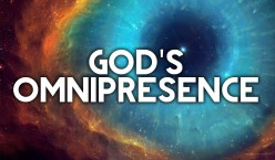 The God You Can't Escape: God's Omnipresence