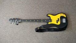 Making a Batman-Themed Bass Guitar