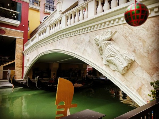 Venice Grand Canal Mall (Little Venice), Taguig City