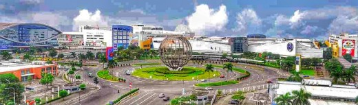 SM Mall Of Asia - 4th largest mall in the world with 4.2 Million Square Feet