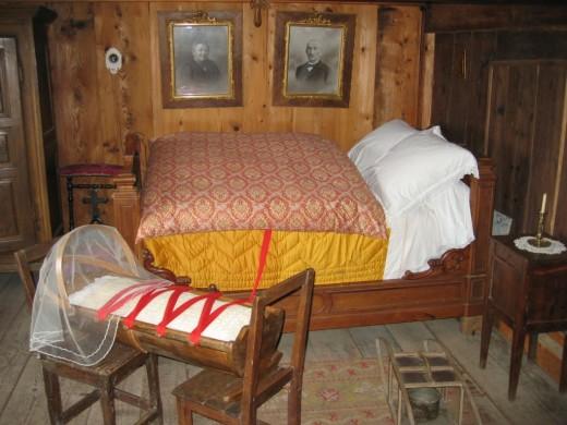 Eco Musée Maisons Comtoises de Nancray dans le Doubs