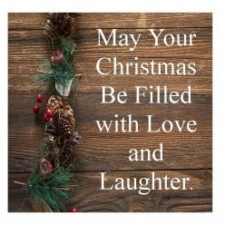 Magically Short Christmas Sayings