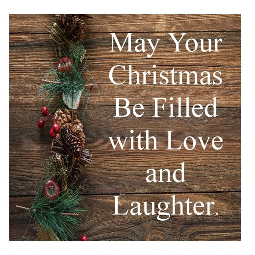 this would make a beautiful christmas tag - Short Christmas Sayings For Cards