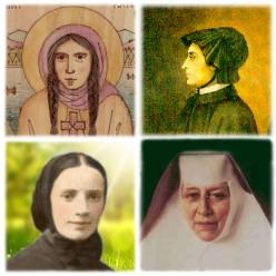 American Women Saints: Profiles in Courage