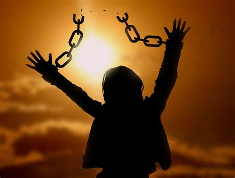What chains are binding you?