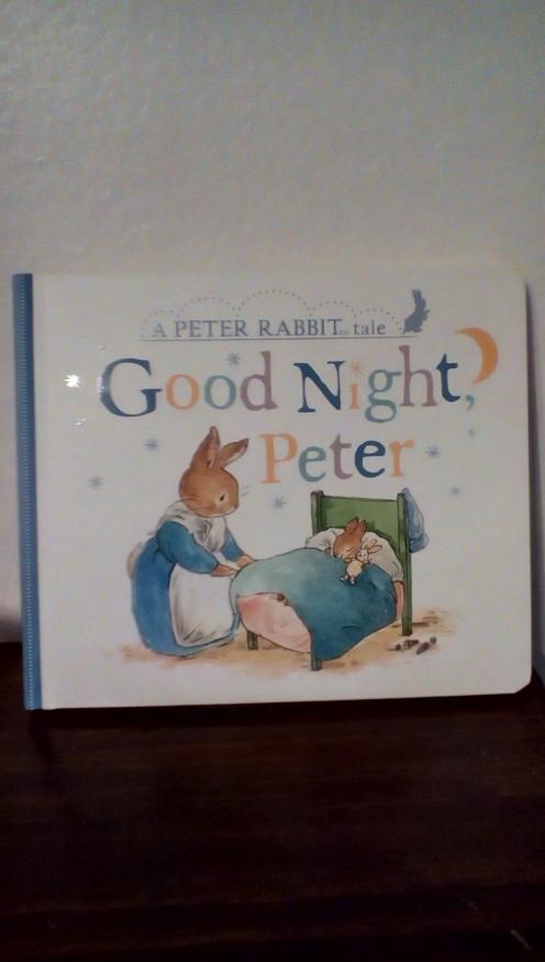 Delightful new adventure with beloved bunny Peter Rabbit