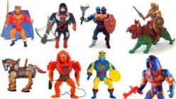 Collecting Loose He-Man Action Figures