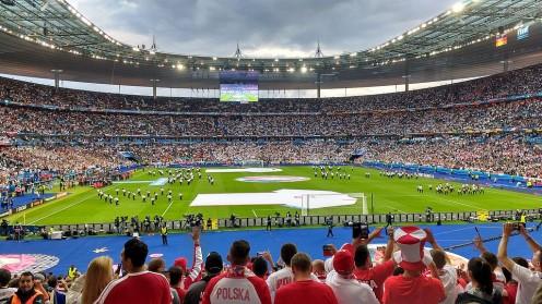Home of 'Les Bleus', the Stade de France, Paris