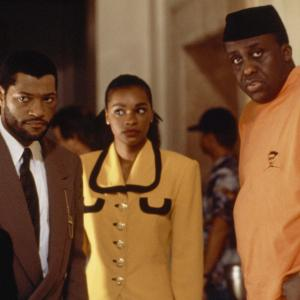 Bill Duke Directed 'Deep Cover' with Laurence Fishburne, Jeff Goldblum and Victoria Dillard.