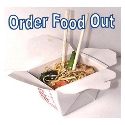 Order food out