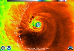 Super Hurricane Rainfall Totals: Is This the new Norm?