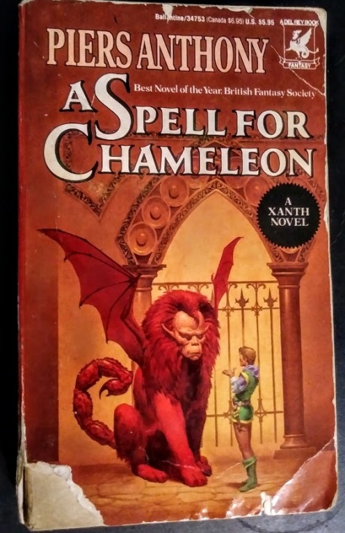 Book One: A Spell for Chameleon