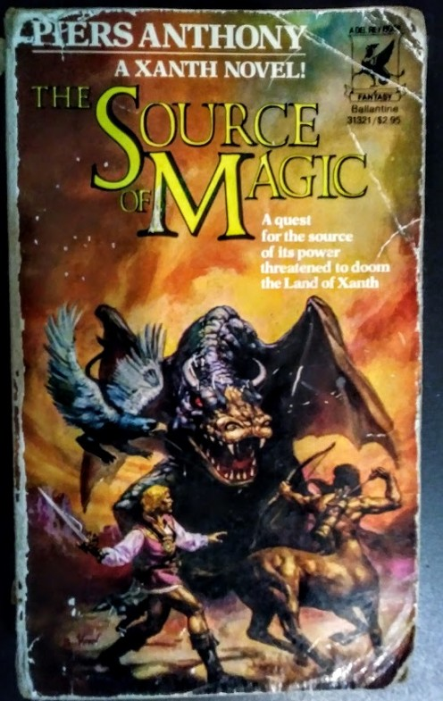 Book Two: The Source of Magic