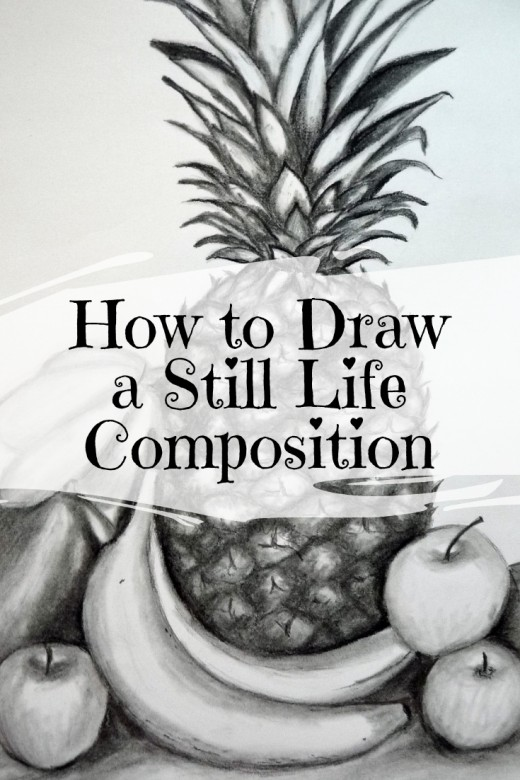 How To Draw A Still Life Composition Feltmagnet