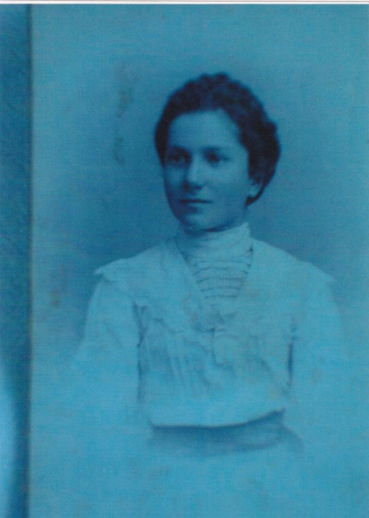 Picture of great-grandmother taken in Austria at an unidentified date